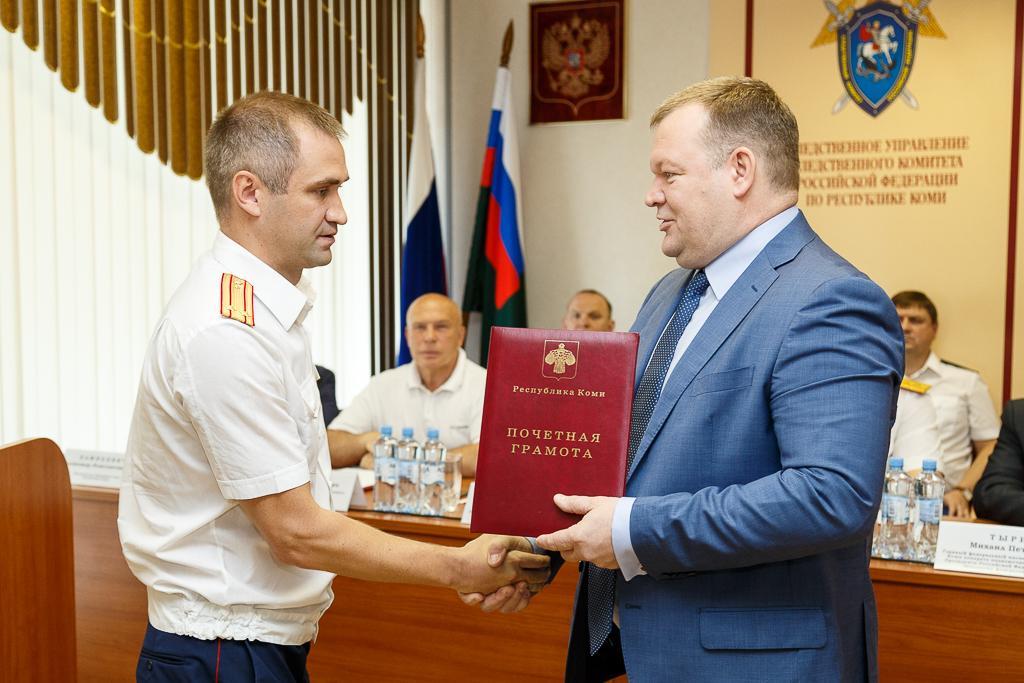 Дмитрий Сотиев (слева). Фото © Информационное агентство БНК