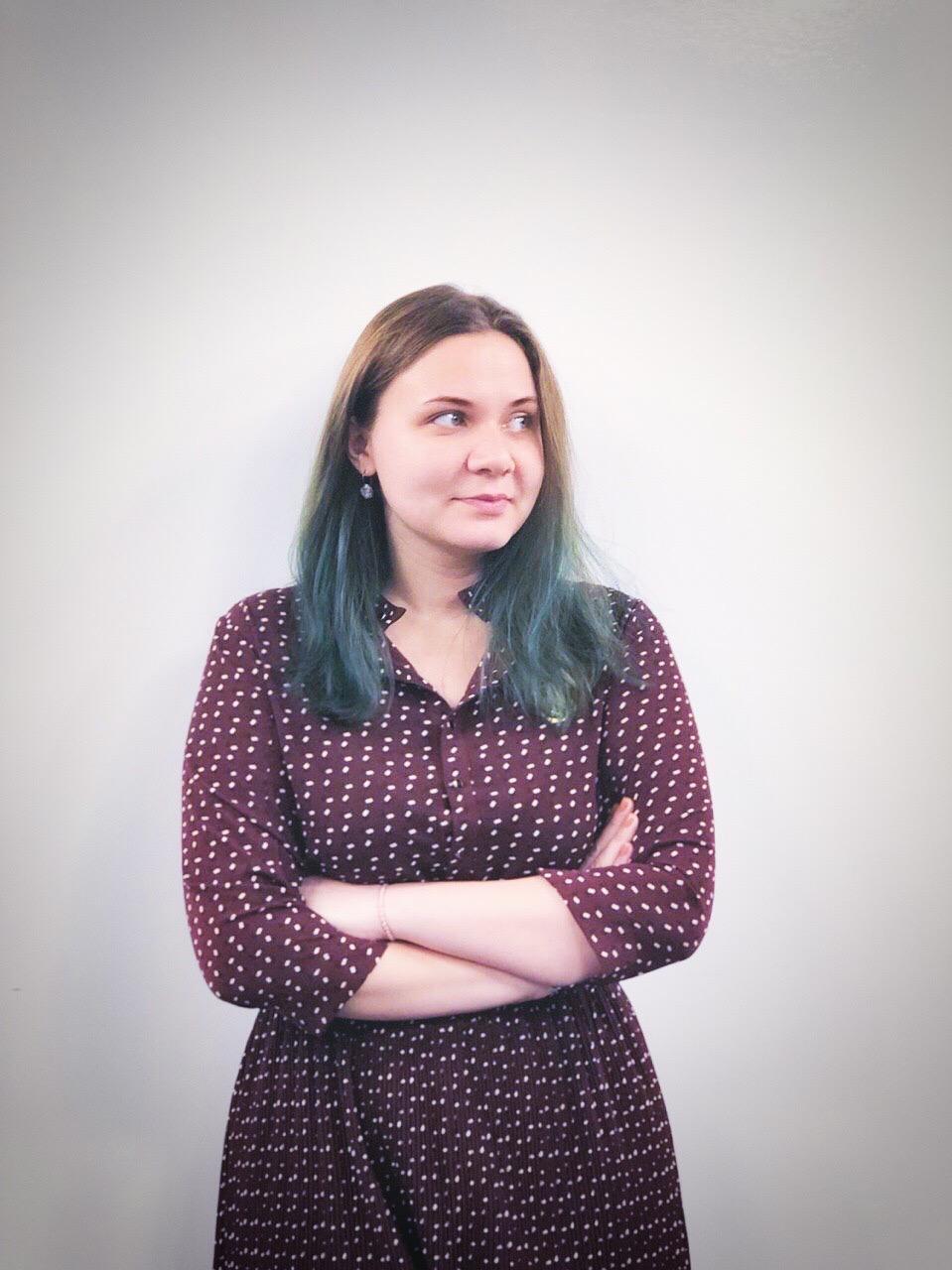 Аннa Харитонова