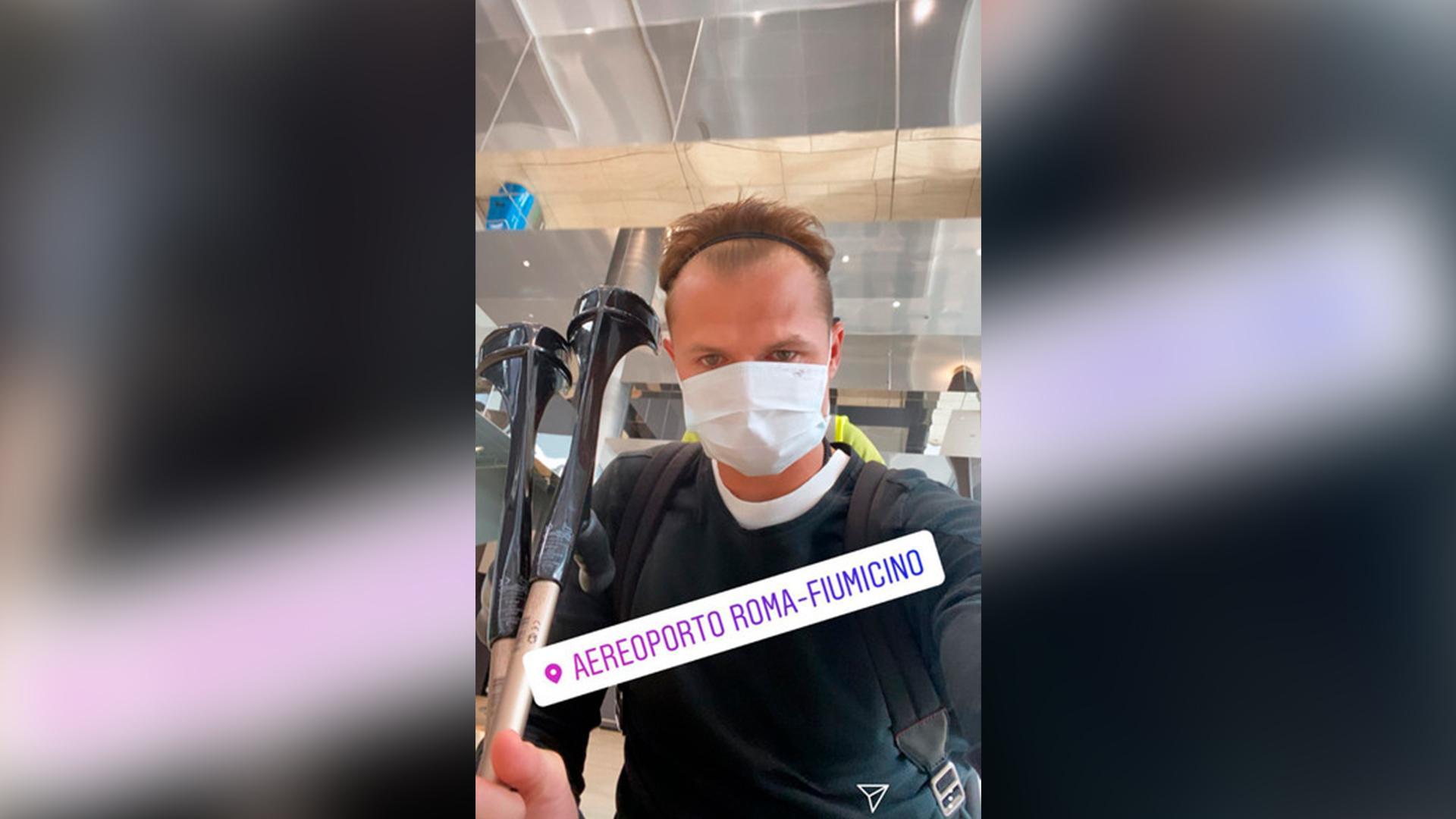 Тарасов на фоне эпидемии коронавируса в Италии улетел туда лечиться