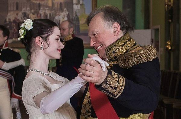 Анастасия Ещенко и Олег Соколов. Фото © Cоцсети