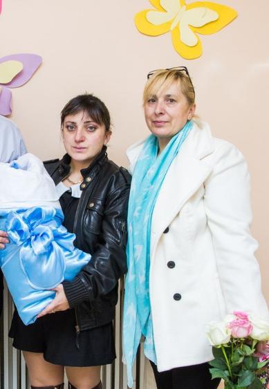 Ирина Маркова и её дочь Людмила Мириановна. Фото © VK/Надежда Ларионова