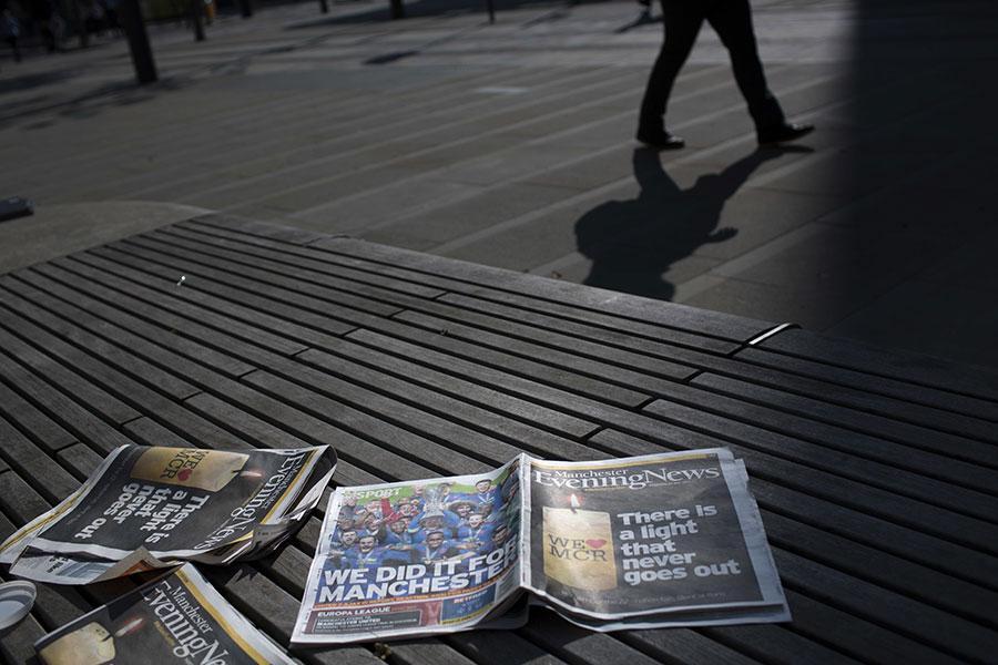 Фото © ТАСС / AP Photo / Emilio Morenatti