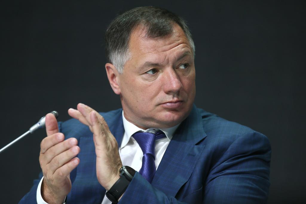 Марат Хуснуллин. Фото © ТАСС / Сергей Бобылев