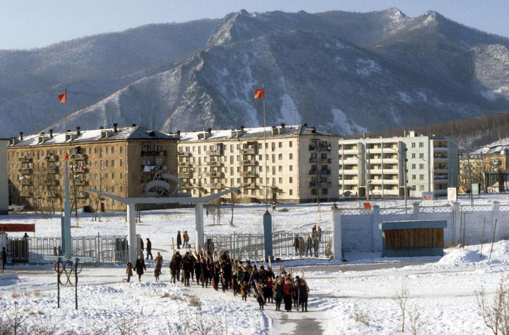 Дальнегорск. Фото © Фотохроника ТАСС / Сергей Козлов