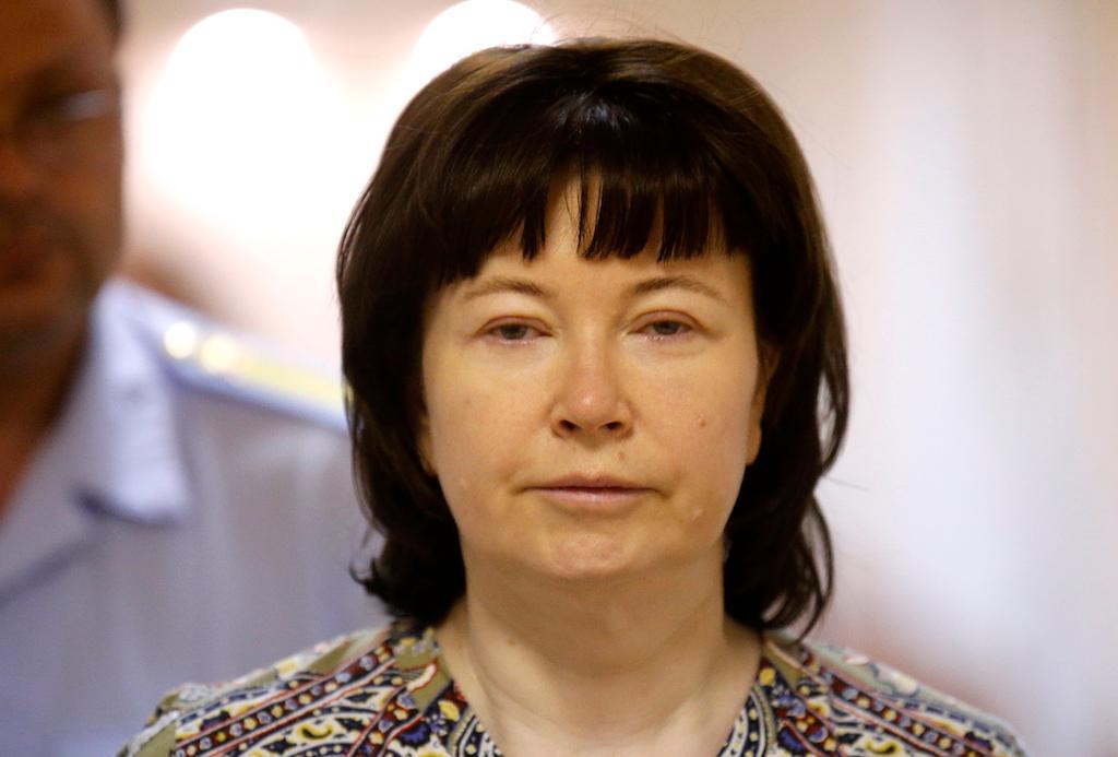 Наталья Стришняя. Фото © ТАСС / Валерий Матыцин