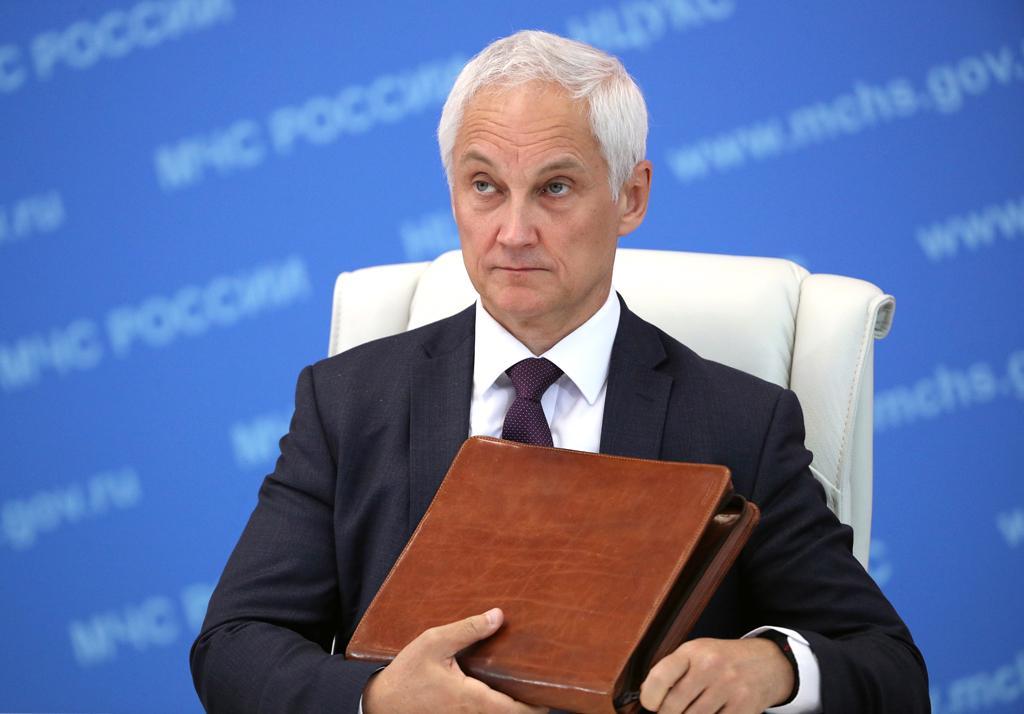 Андрей Белоусов. Фото © ТАСС / Михаил Терещенко