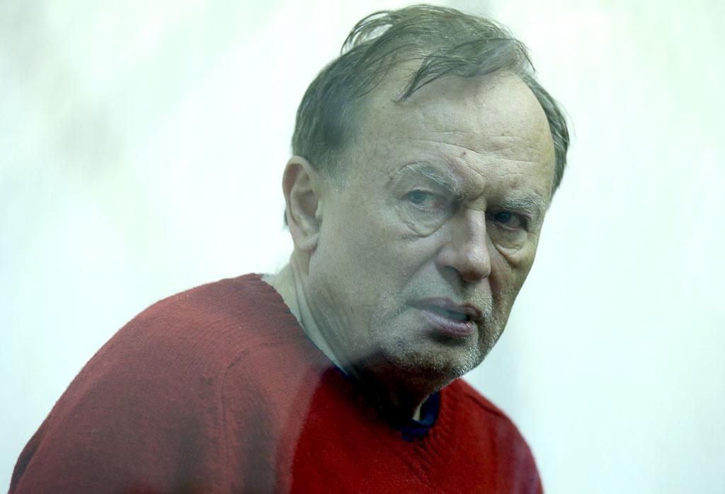 Доцента-расчленителя Соколова этапировали из Москвы в СИЗО «Кресты»