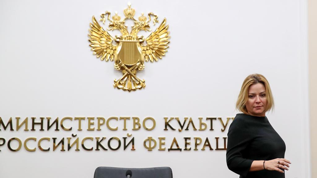 Ольга Любимова. Фото © ТАСС / Вячеслав Прокофьев
