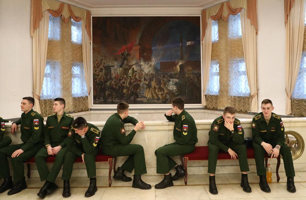 Фото © ТАСС / Сергей Карпухин