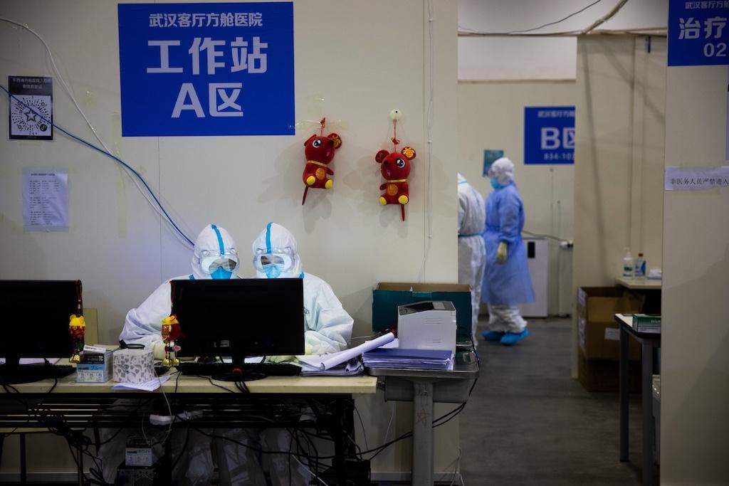 В Хубэе за сутки китайской пневмонией заразилось 630 человек