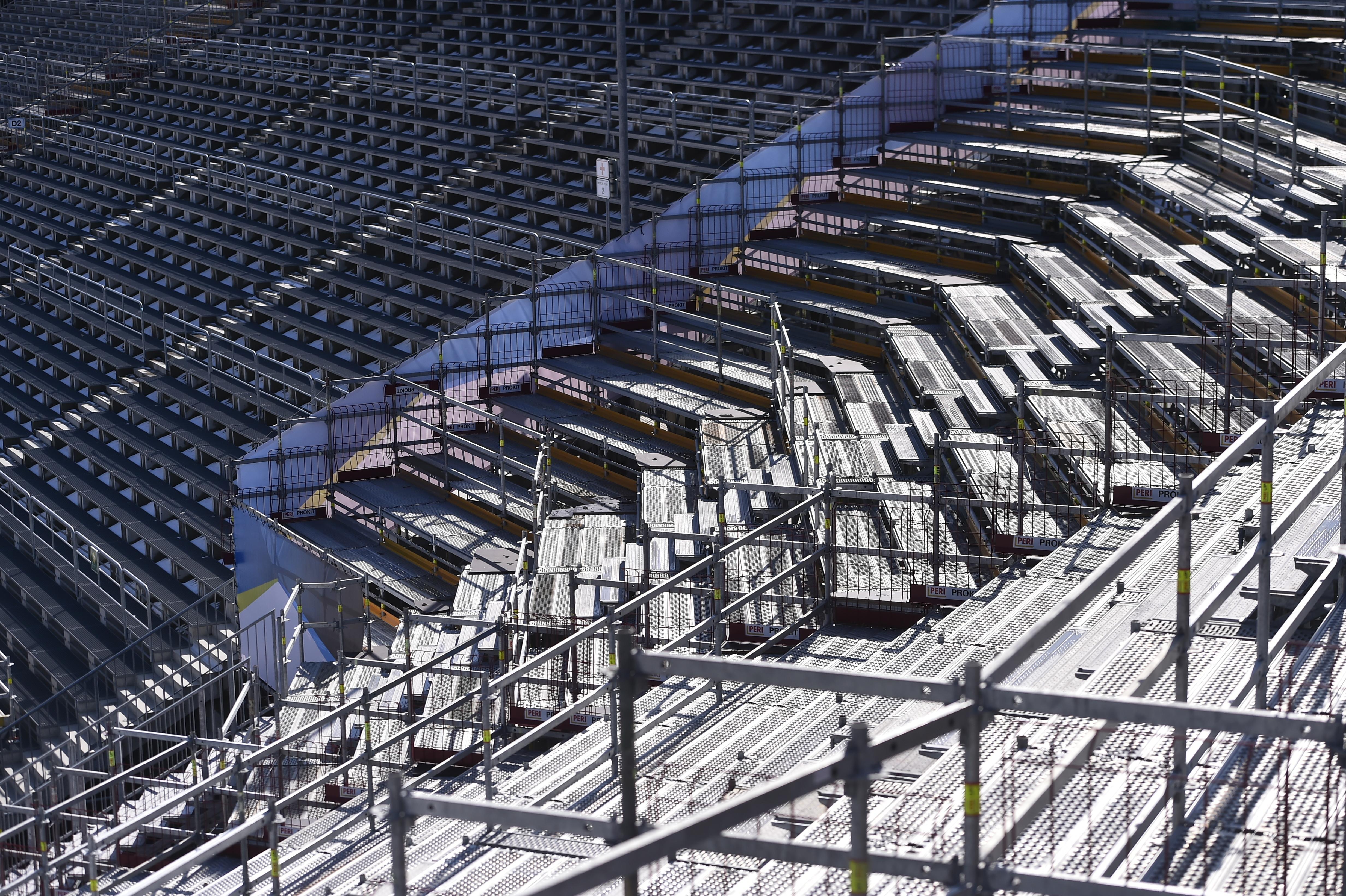 Этап Кубка мира по биатлону в Чехии пройдёт без зрителей. Фото © CTK / TASS / Lubos Pavlicek