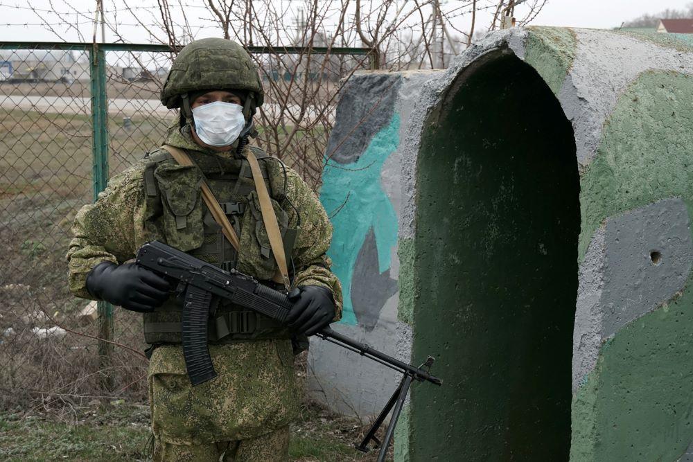 <p>Фото © Пресс-служба Южного военного округа РФ / ТАСС</p>