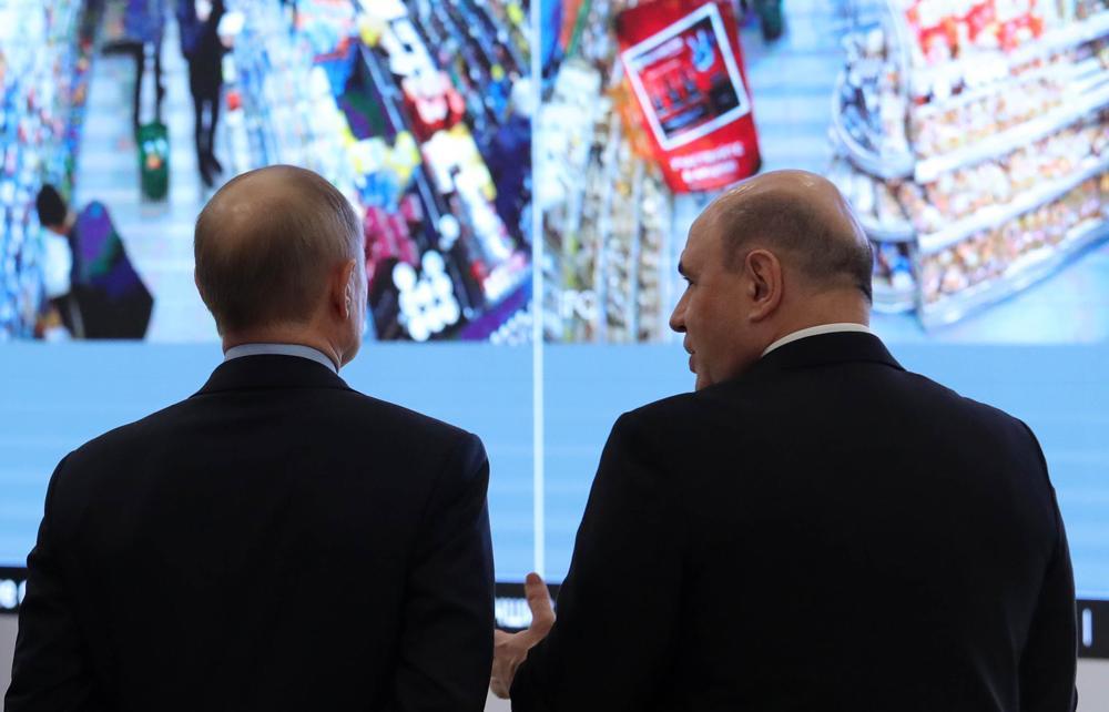 Фото © ТАСС / Михаил Климентьев / Пресс-служба Президента РФ