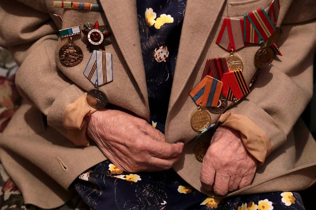Правительство выделило более 352 миллионов рублей на жильё ветеранам войны