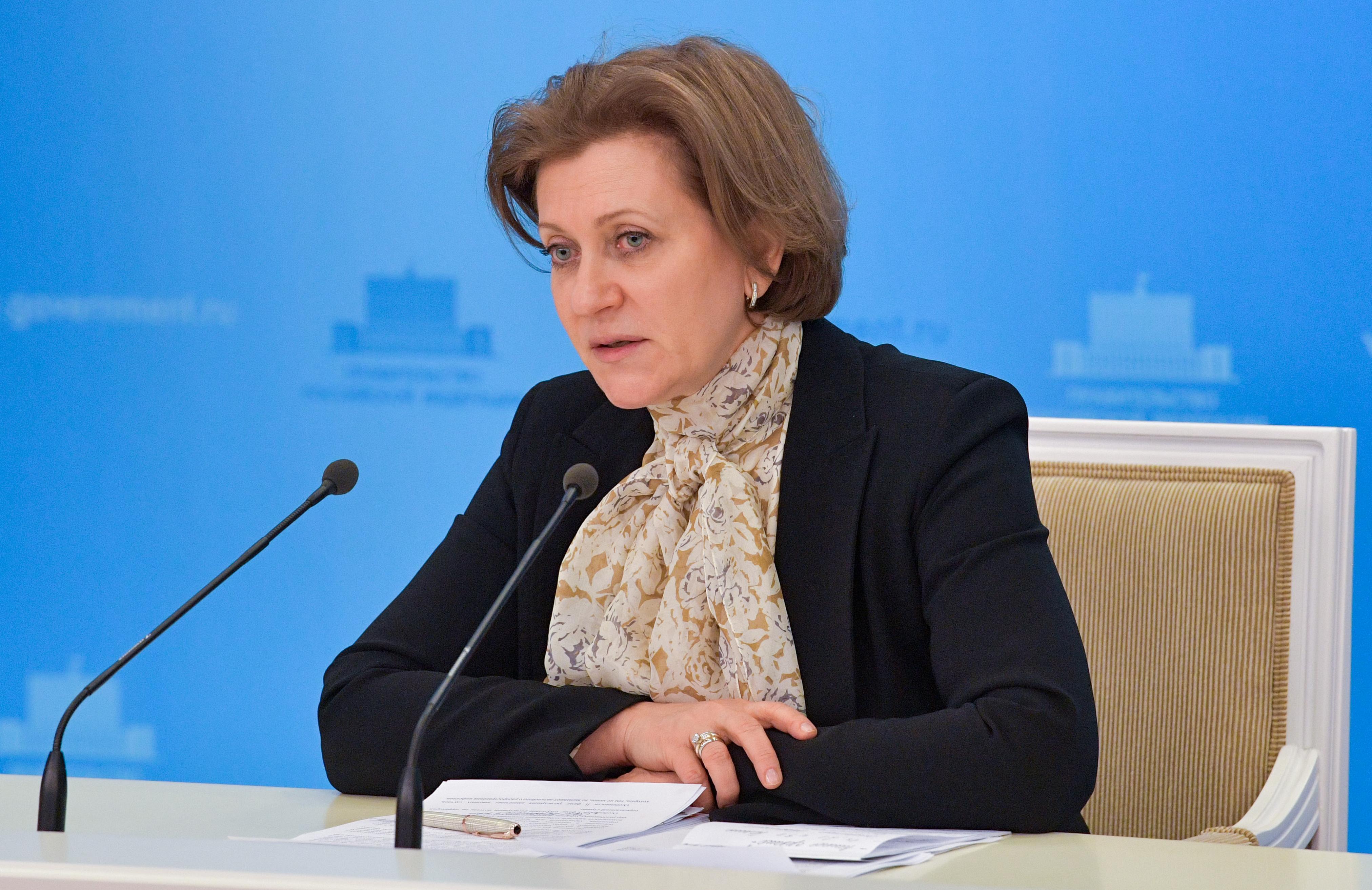 Попова: России удаётся избегать «взрывного» роста больных коронавирусом