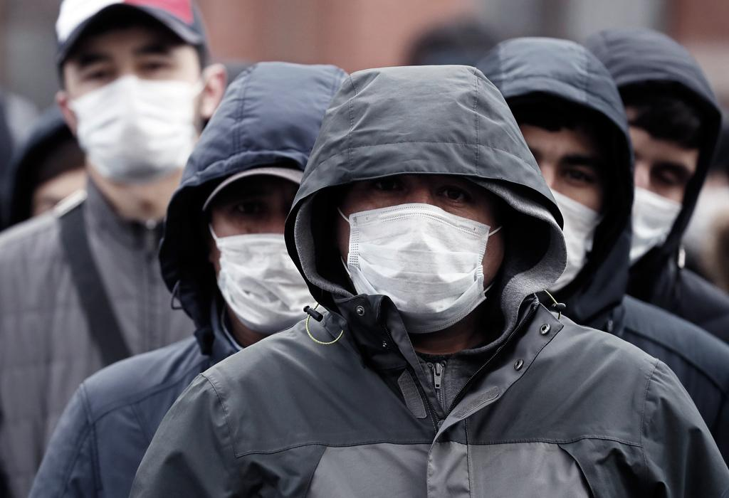 <p>Фото © ТАСС / EPA / ANATOLY MALTSEV</p>