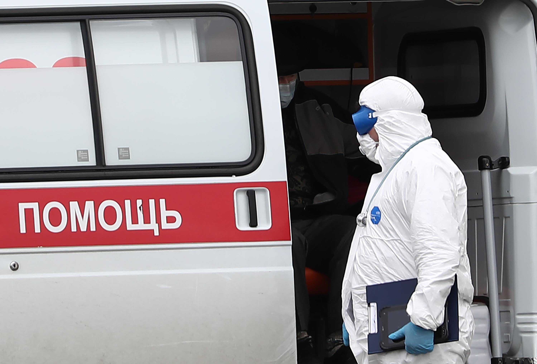 В ещё одном российском регионе зафиксированы случаи заболевания коронавирусом