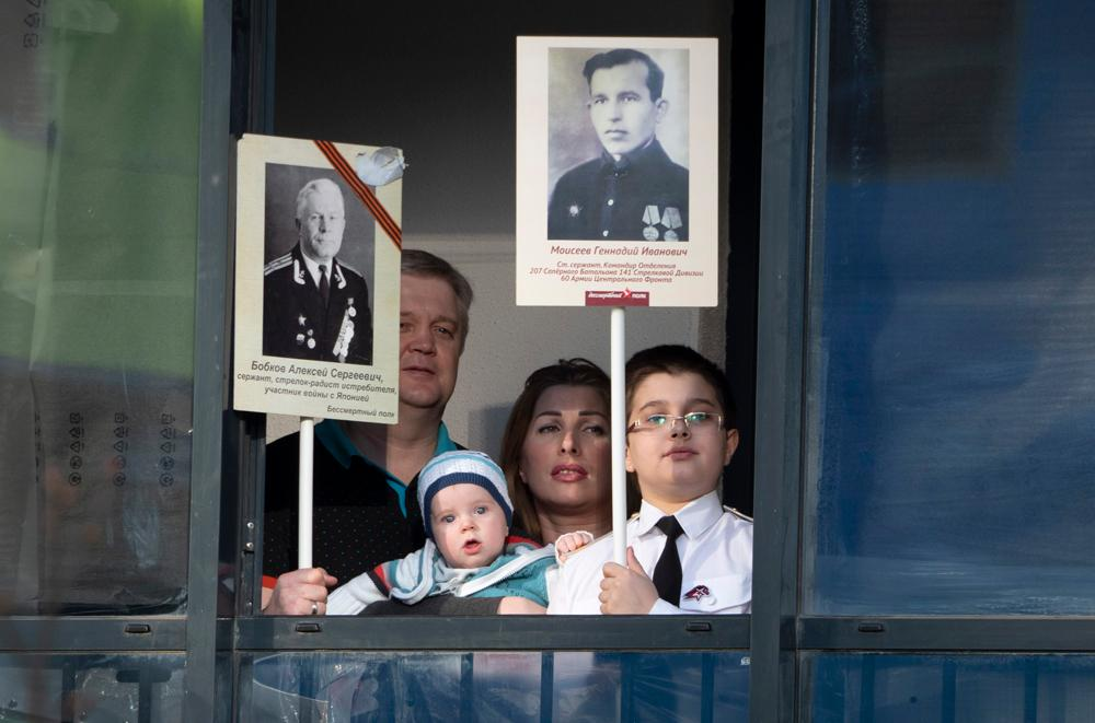 <p>Фото © ТАСС / AP / Dmitri Lovetsky</p>