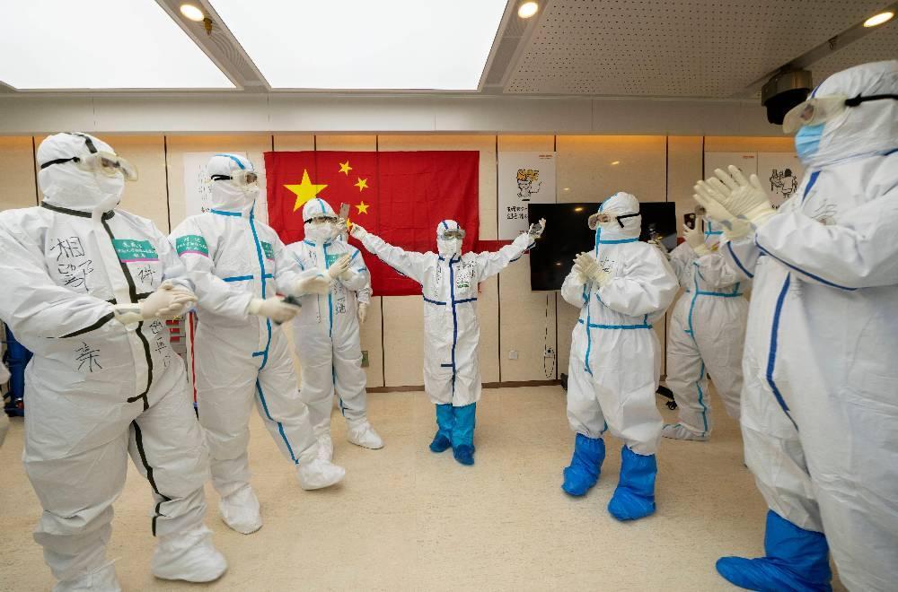 Фото © ТАСС / Imago images / Xinhua