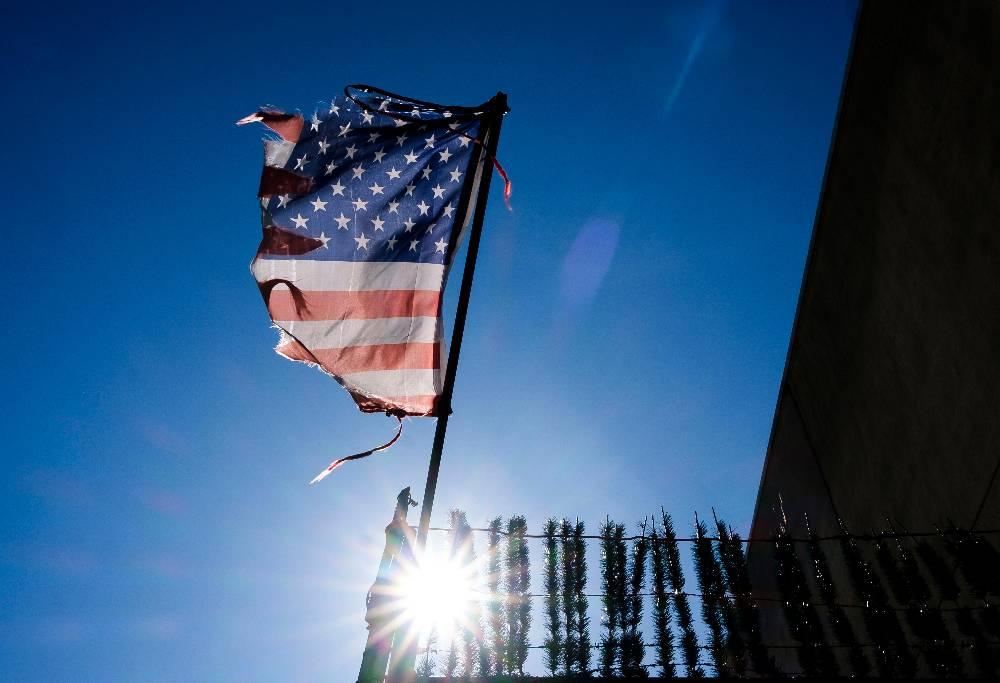 Фото © ТАСС / EPA / Justin Lane