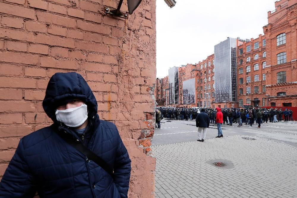 Фото © ТАСС / EPA / ANATOLY MALTSEV