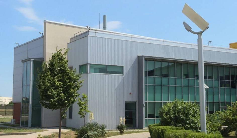 """Лаборатория имени Лугара в Грузии. Фото © Радио """"Свобода"""""""