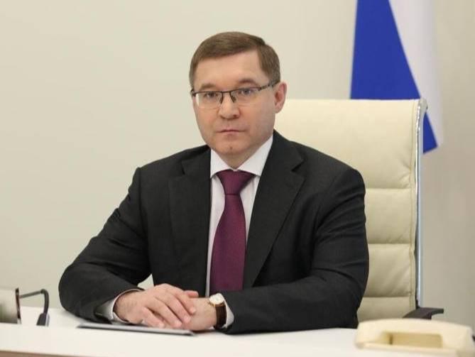<p>Владимир Якушев. Фото © Пресс-служба Минстроя</p>