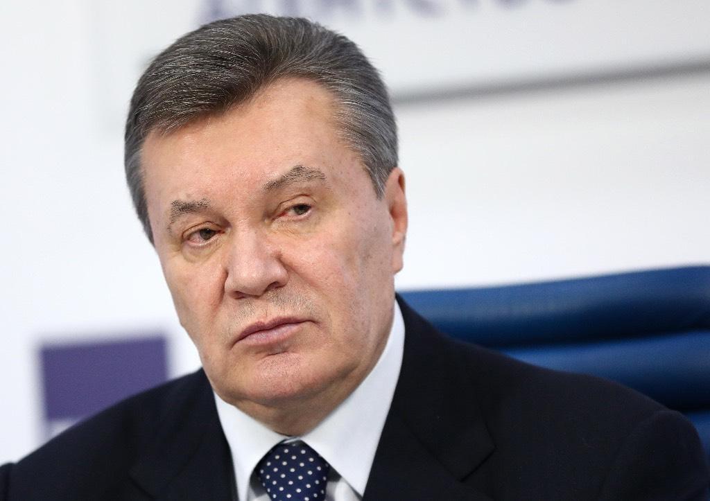 <p>Четвёртый президент Украины Виктор Янукович. Фото © ТАСС / Валерий Шарифулин</p>