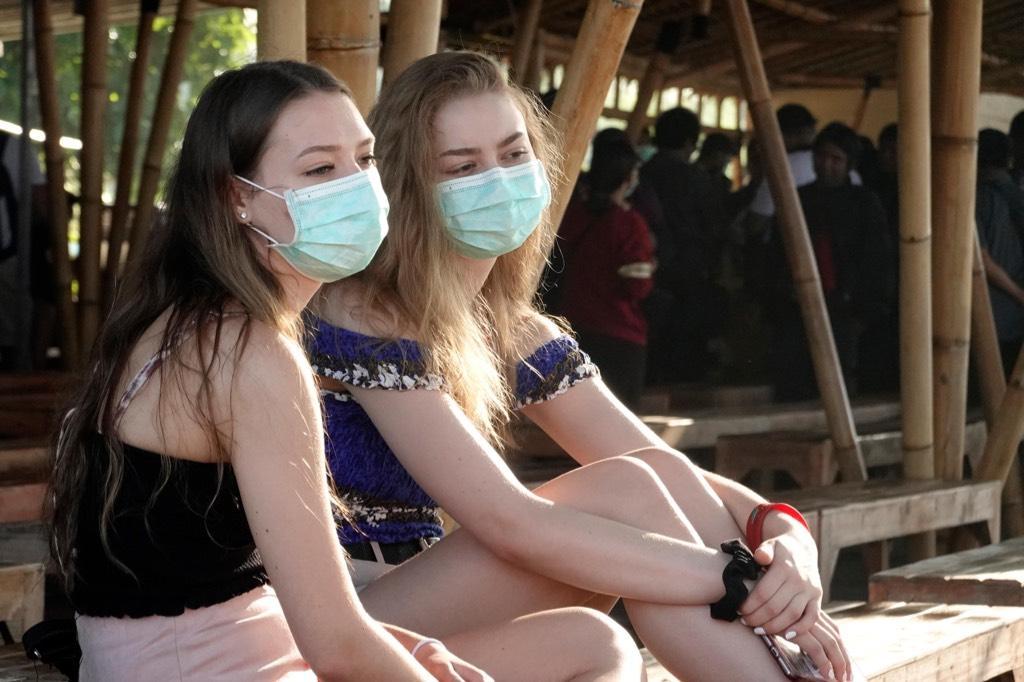 <p>Фото © ТАСС / EPA / MADE NAGI</p>