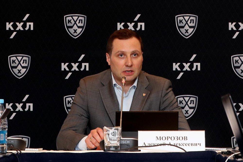 Фото © Пресс-служба КХЛ