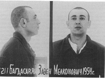 Завен Багдасарян. Фото © vk.com/metro_kozhuhovskaya_liniay