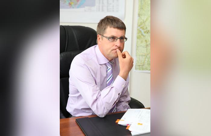 Николай Буйнов купил байкальскую землю и теперь задумался. Фото © SIA.RU