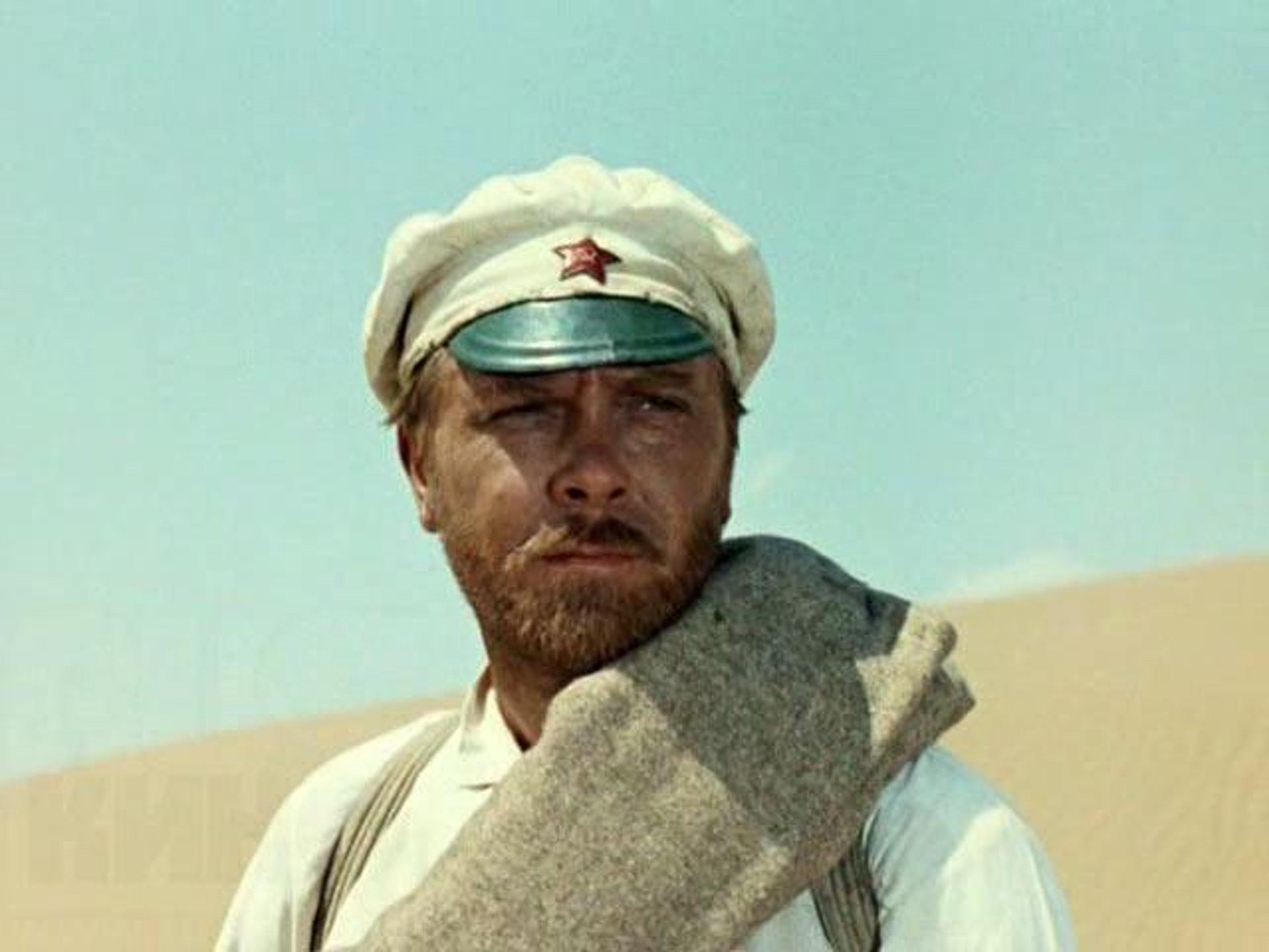 """Кадр из фильма """"Белое солнце пустыни"""" / """"Кинопоиск"""""""