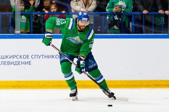 """Фото © Пресс-служба ХК """"Салават Юлаев"""""""