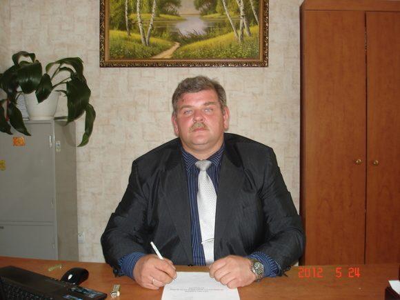 Алексей Бирюков, главный врач больницы. Фото © Городская больница Эжвинского района