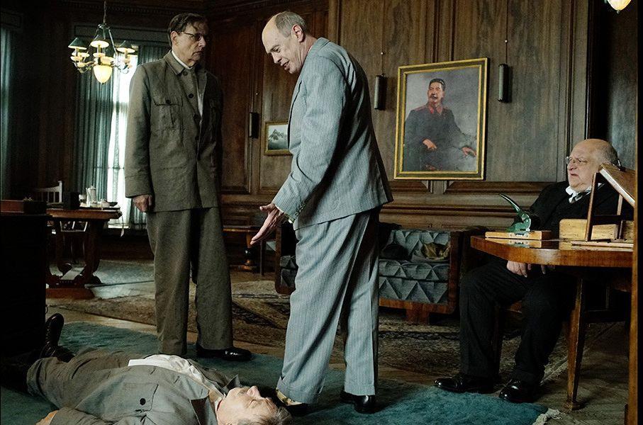 """Кадр из фильма """"Смерть Сталина"""" / © """"Кинопоиск"""""""