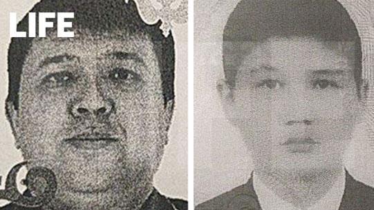 Пострадавший Рустам М. (слева) и напавший Самат А. © Фото предоставлено Лайфу