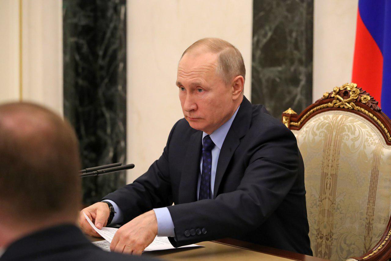 Путин сказал , чем небезопасны  фейки окоронавирусе