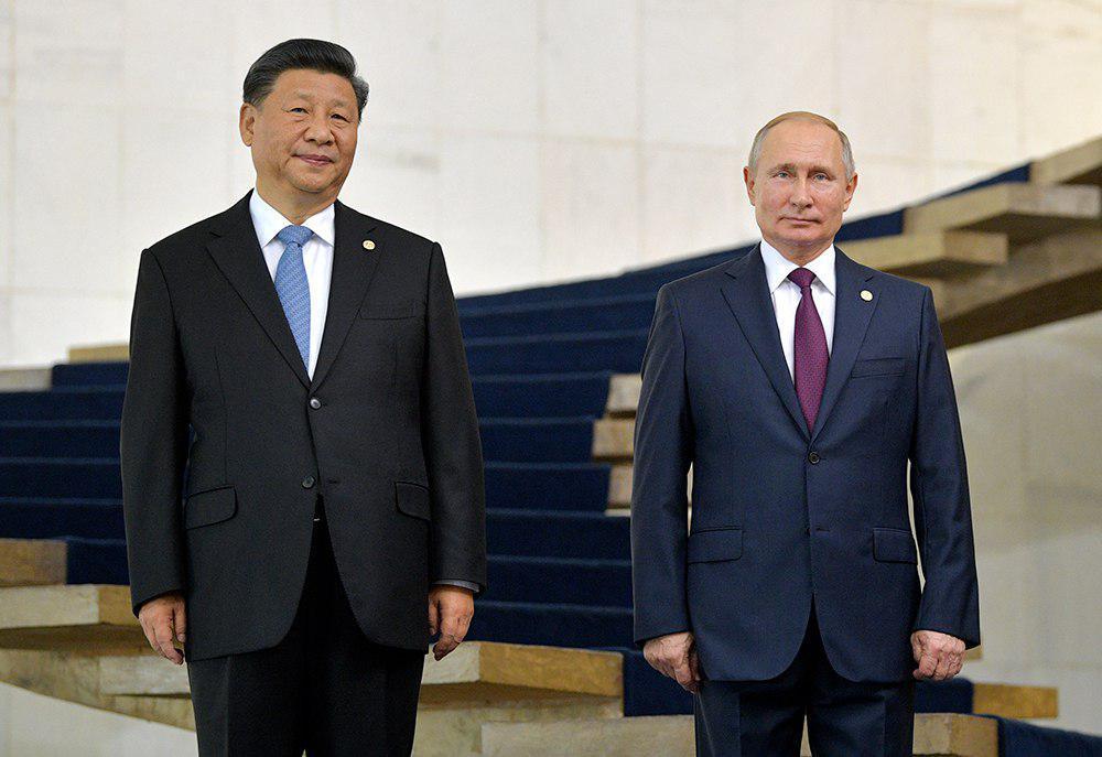 Путин иСиЦзиньпин обсудили потелефону ситуацию скоронавирусом