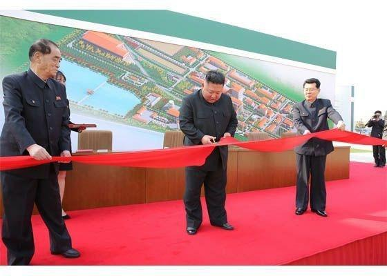 "<p>Фото © <a href=""http://www.rodong.rep.kp/"" target=""_blank"" rel=""noopener noreferrer"">Нодон синмун</a></p>"