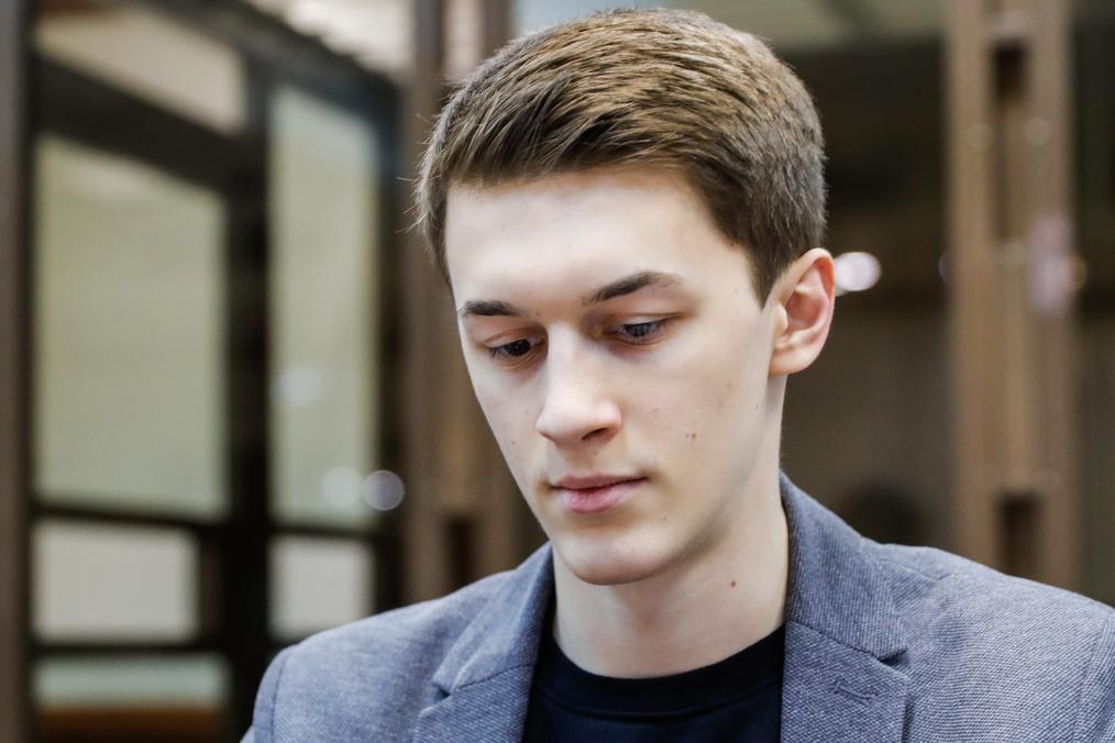 <p>Егор Жуков. Фото © ТАСС / Михаил Джапаридзе</p>