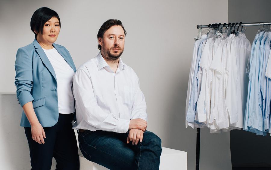 Супруги Татьяна и Владислав Бакальчук. Фото © Forbes / Семён Кац
